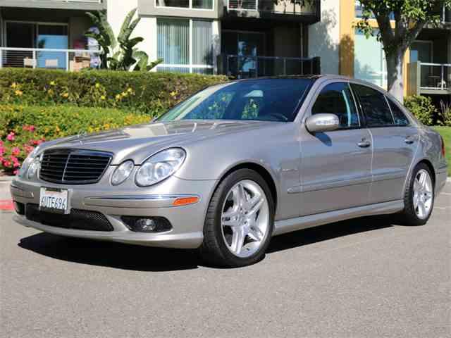 2003 Mercedes-Benz E-Class | 986357