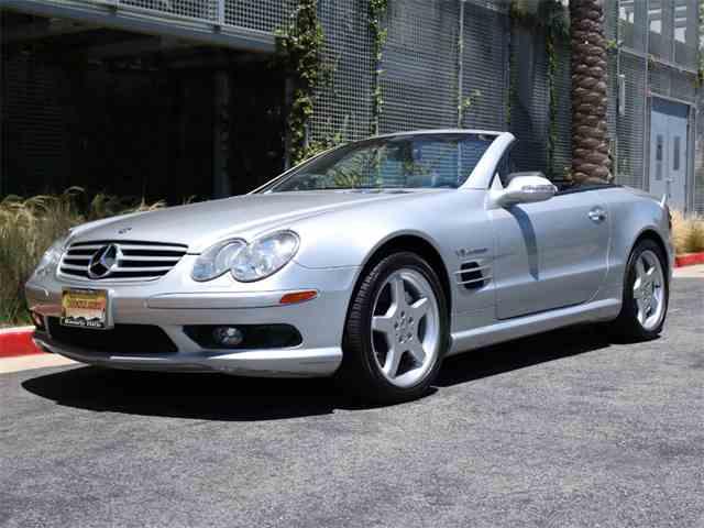 2003 Mercedes-Benz SL-Class | 986358