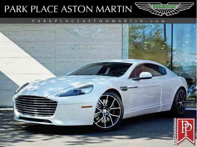 2014 Aston Martin Rapide | 986362