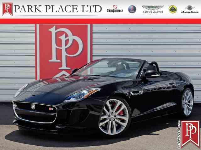 2014 Jaguar F-Type | 986364