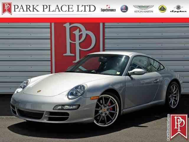 2008 Porsche 911 | 986366