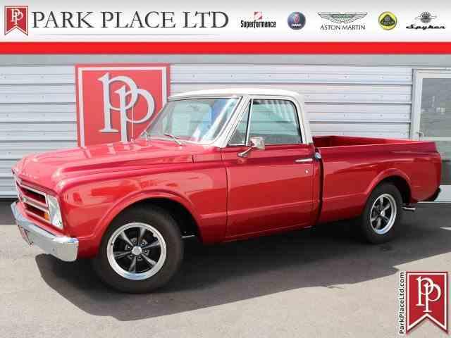 1967 Chevrolet C/K 10 | 986368
