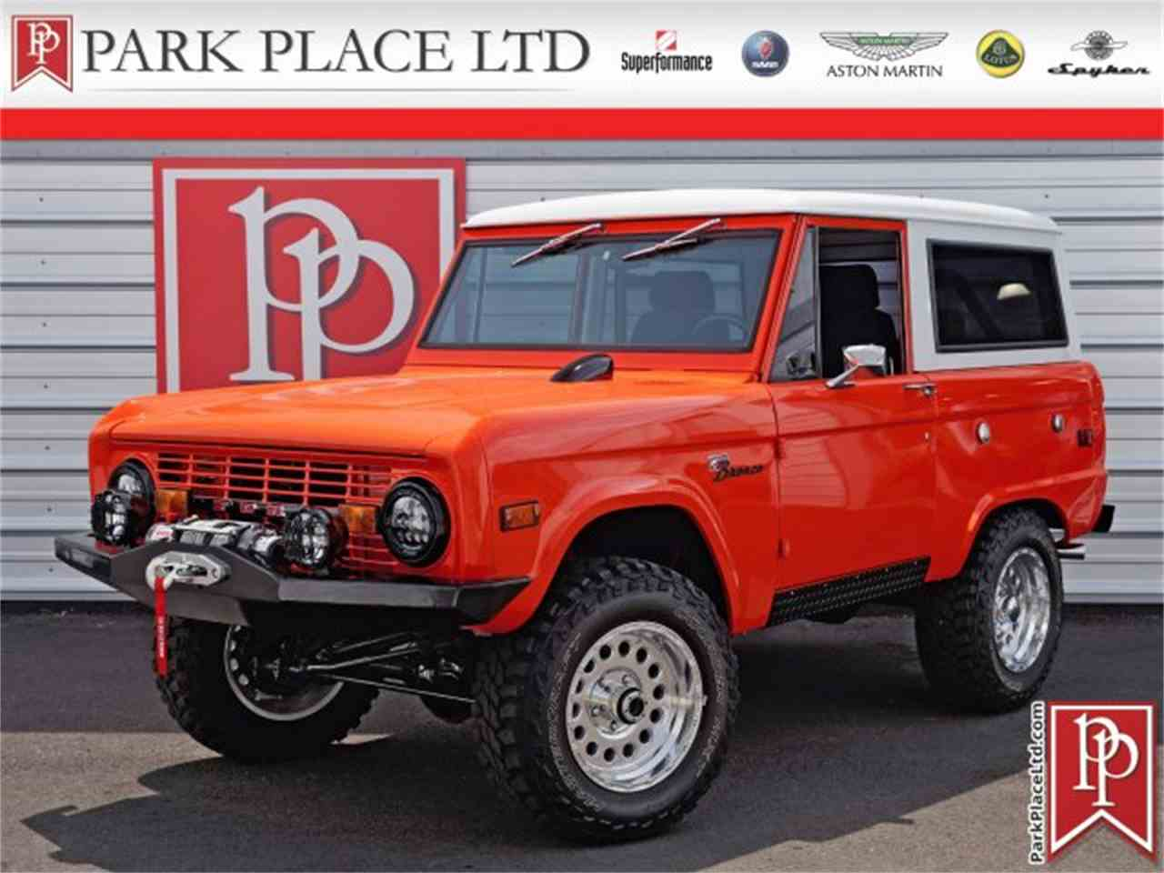 1972 ford bronco for sale cc 986369. Black Bedroom Furniture Sets. Home Design Ideas