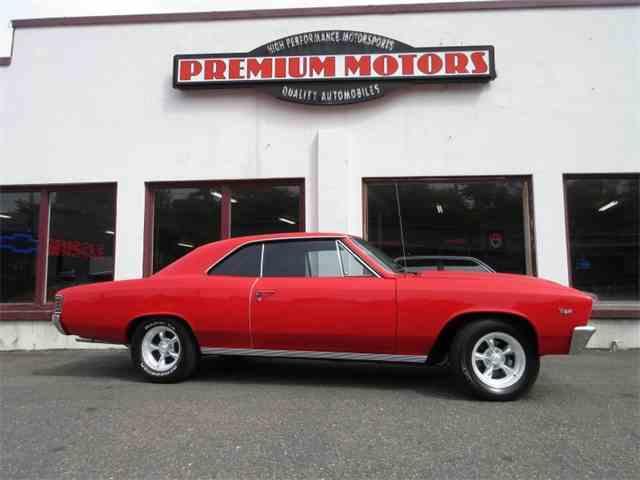 1967 Chevrolet Chevelle | 986373