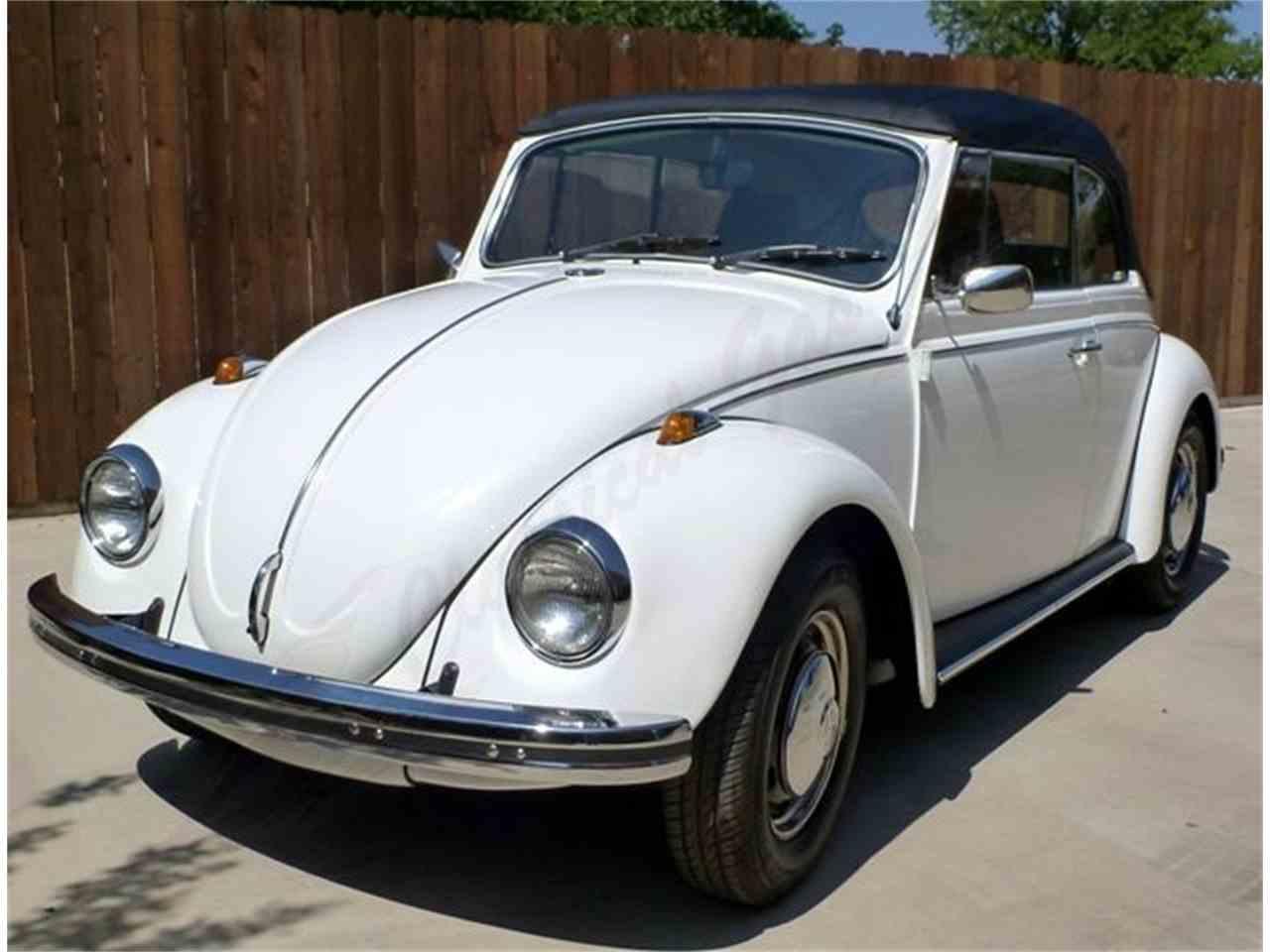 1970 volkswagen beetle for sale cc 986375. Black Bedroom Furniture Sets. Home Design Ideas