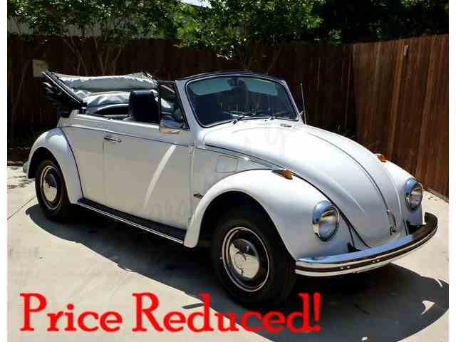 Picture of Classic 1970 Beetle located in Texas Offered by Classical Gas Enterprises - L53B