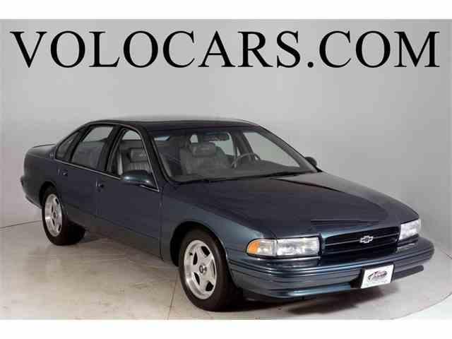 1996 Chevrolet Impala SS | 986376