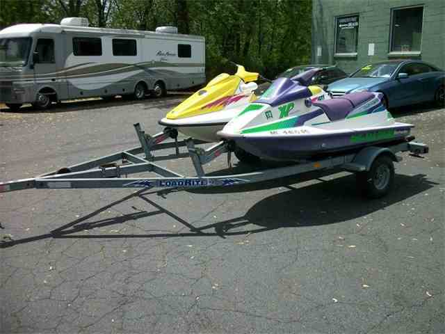 1996 Sea-Doo GTI & XP | 986380
