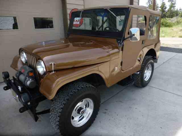 1967 Jeep CJ5 | 986385