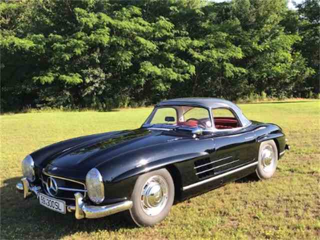 1960 Mercedes-Benz 300SL | 986389