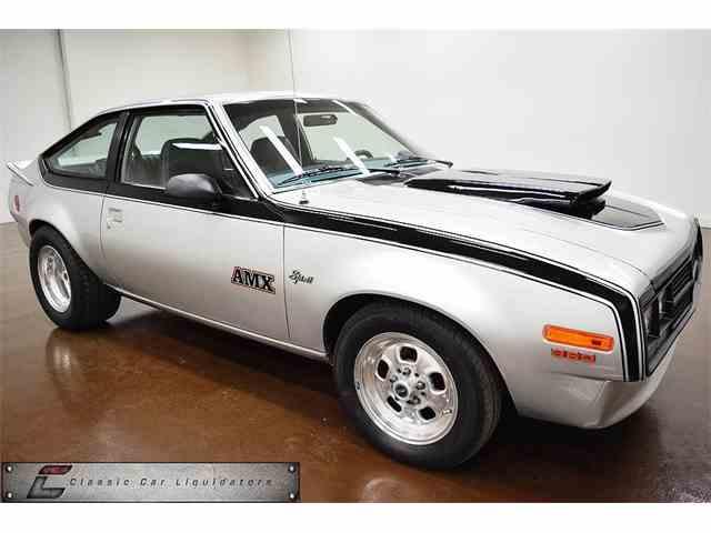 1981 AMC SPIRIT AMX TRIBUTE AMX | 980639