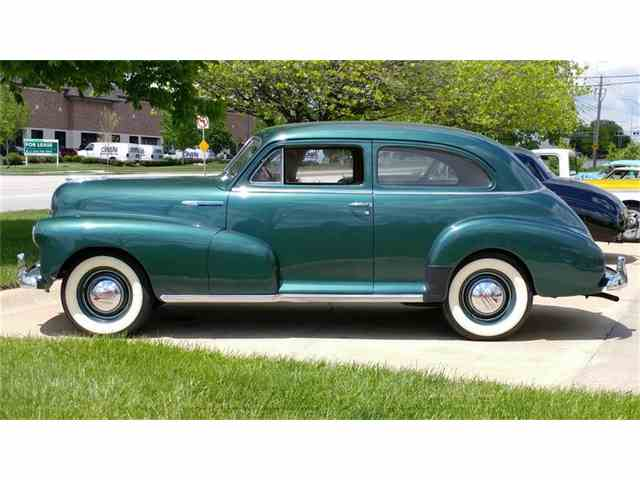1948 Chevrolet StyleMaster 2 door sedan 3spd | 986390