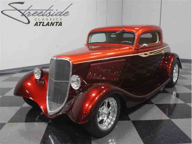 1934 Ford Coupe | 986396
