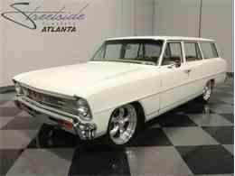 1966 Chevrolet Nova Wagon Restomod for Sale - CC-986398