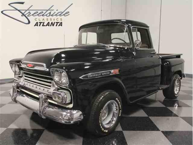1959 Chevrolet Apache | 986400