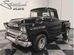 1959 Chevrolet Apache for Sale - CC-986400