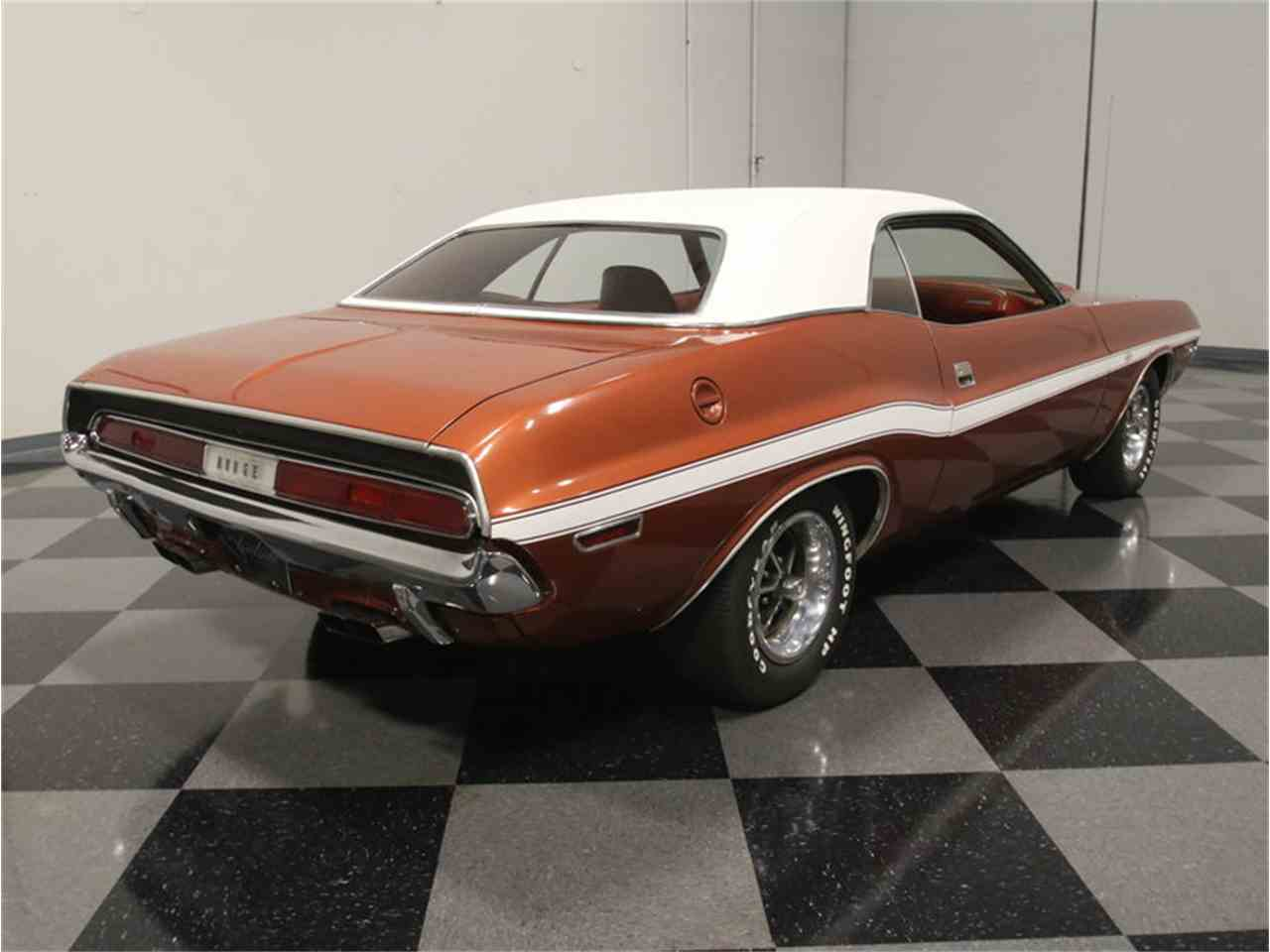 1970 dodge challenger r t for sale cc 986403. Black Bedroom Furniture Sets. Home Design Ideas