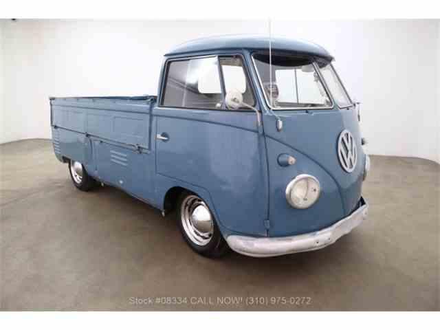 1957 Volkswagen Transporter | 986409
