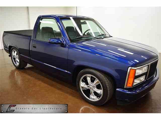 1993 CHEVROLET 1500 CUSTOM 1500 | 980641