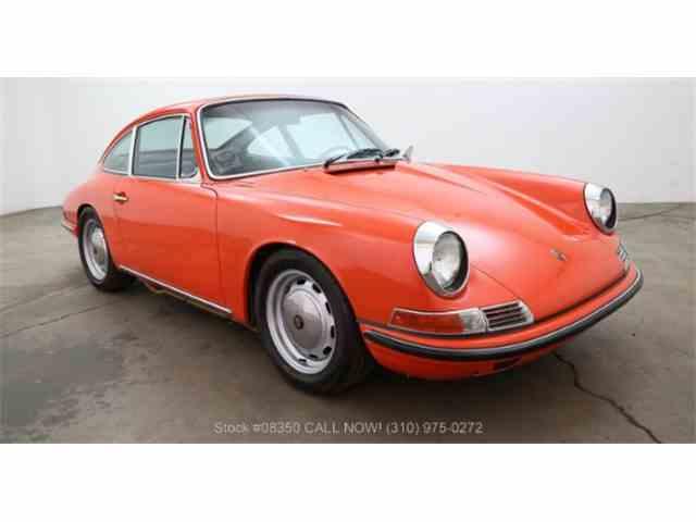 1968 Porsche 912   986411