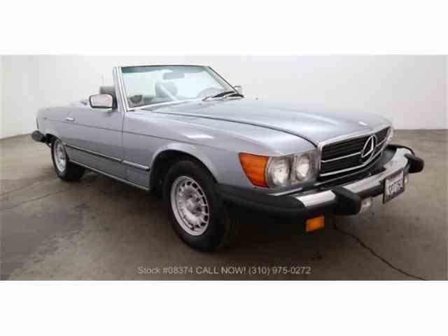 1984 Mercedes-Benz 380SL | 986413
