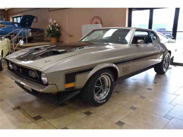 1971 Ford Mustang | 986415