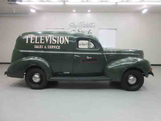 1941 Ford Panel Truck | 986423