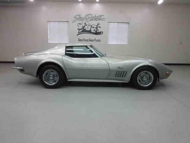 1972 Chevrolet Corvette | 986424