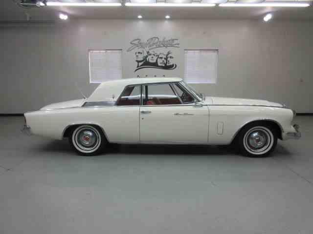 1962 Studebaker Gran Turismo | 986431