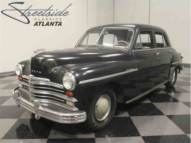 1948 Plymouth Special Deluxe | 986437