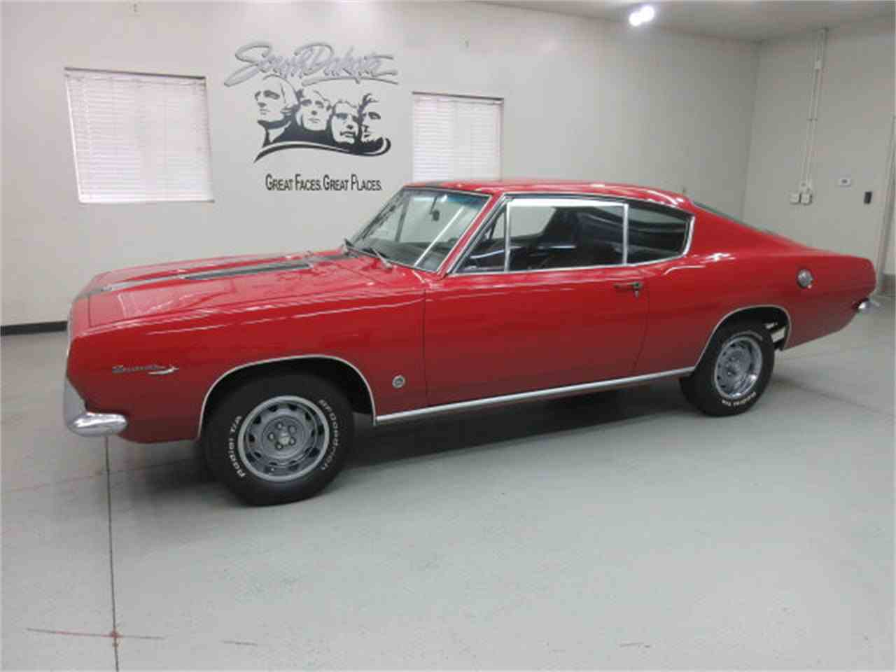 1967 plymouth barracuda for sale cc 986439. Black Bedroom Furniture Sets. Home Design Ideas