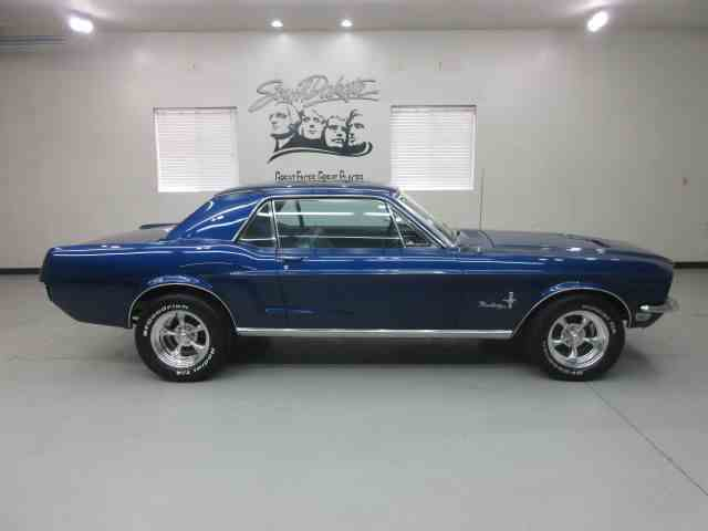 1968 Ford Mustang   986440