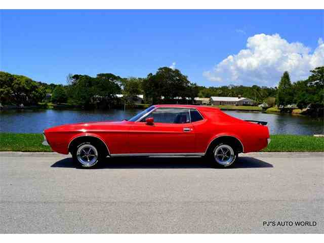 1972 Ford Mustang | 986443