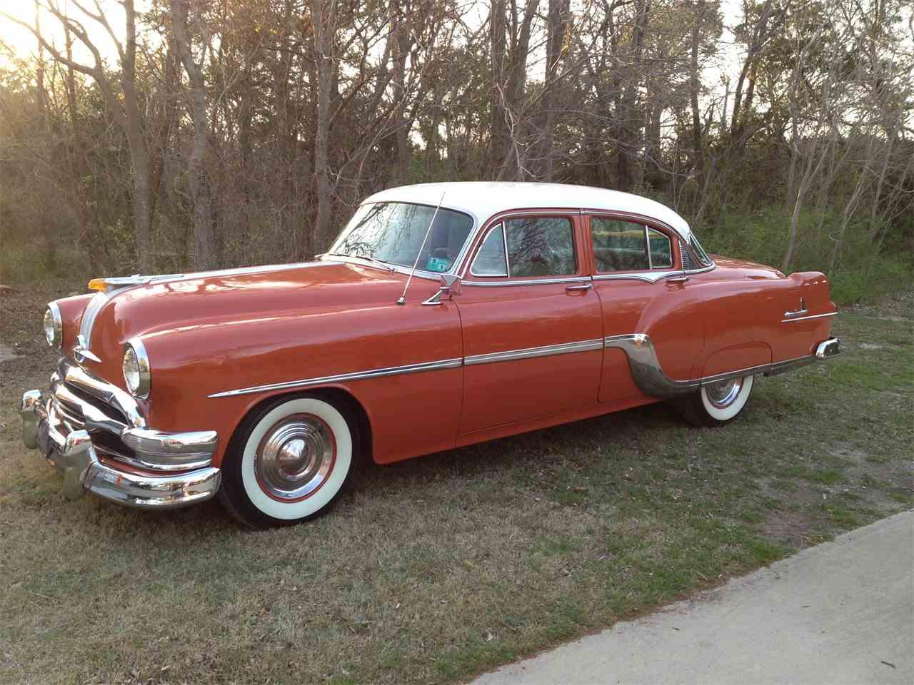 1954 pontiac star chief for sale cc 986446. Black Bedroom Furniture Sets. Home Design Ideas