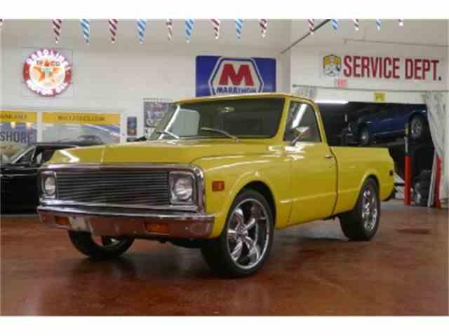 1972 Chevrolet C/K 10 | 986447