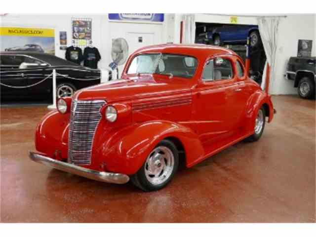 1938 Chevrolet Coupe | 986453