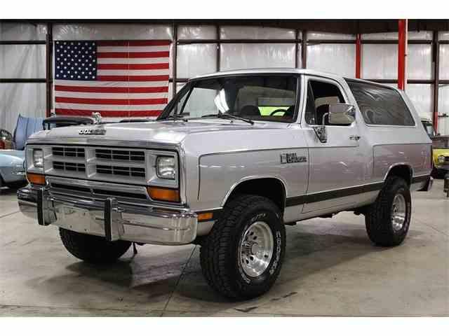 1988 Dodge Ramcharger | 986457
