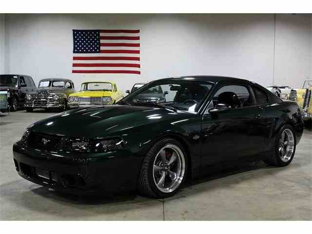 2001 Ford Mustang | 986458