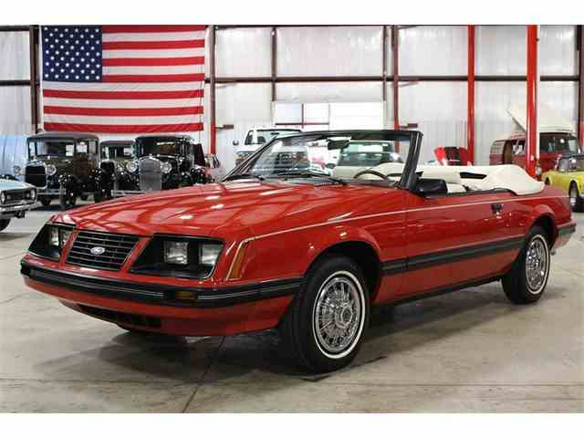 1983 Ford Mustang | 986460