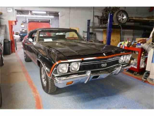 1968 Chevrolet Chevelle   986462