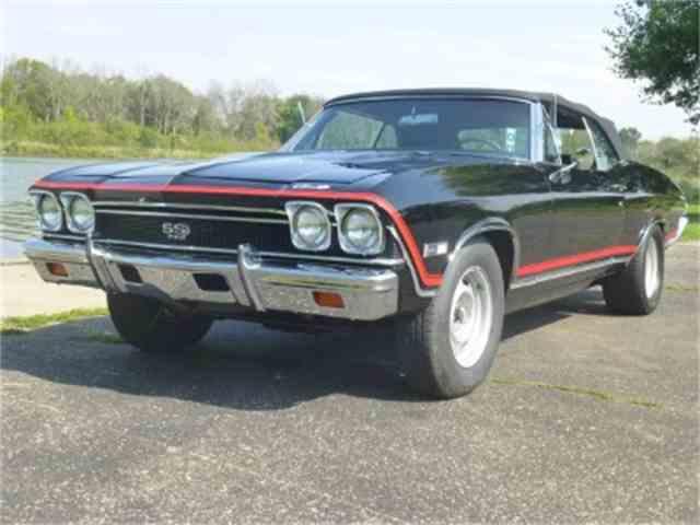 1968 Chevrolet Chevelle | 986462