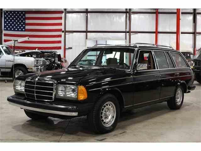 1985 Mercedes-Benz 300TD   986465