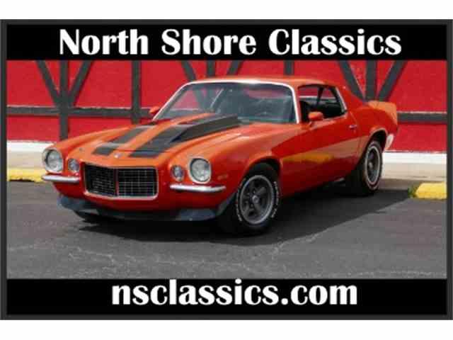 1972 Chevrolet Camaro | 986467