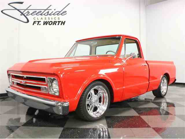 1967 Chevrolet C/K 10 | 986469