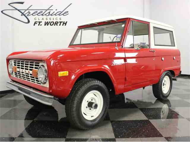 1972 Ford Bronco | 986470
