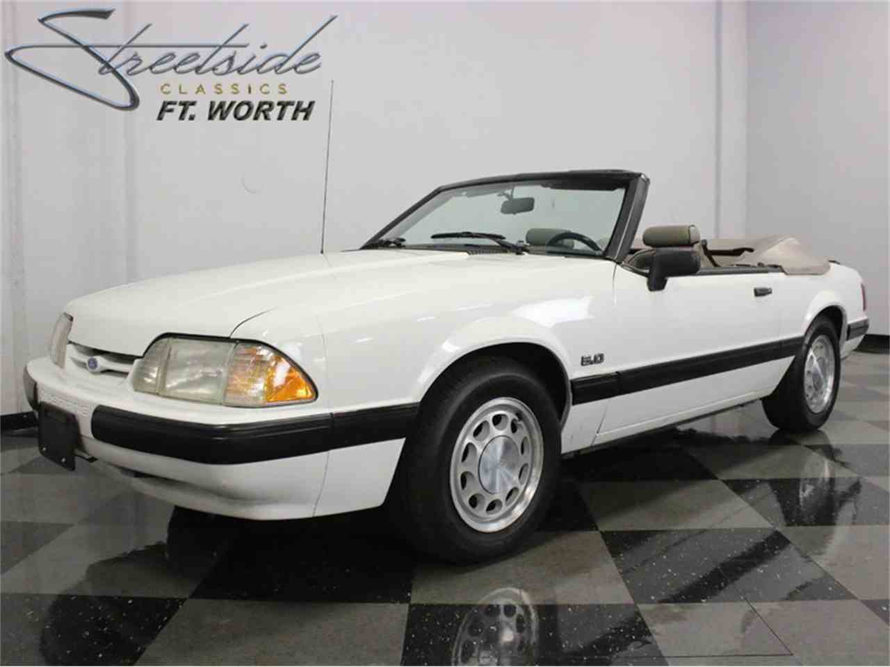 1990 Ford Mustang for Sale - CC-986471