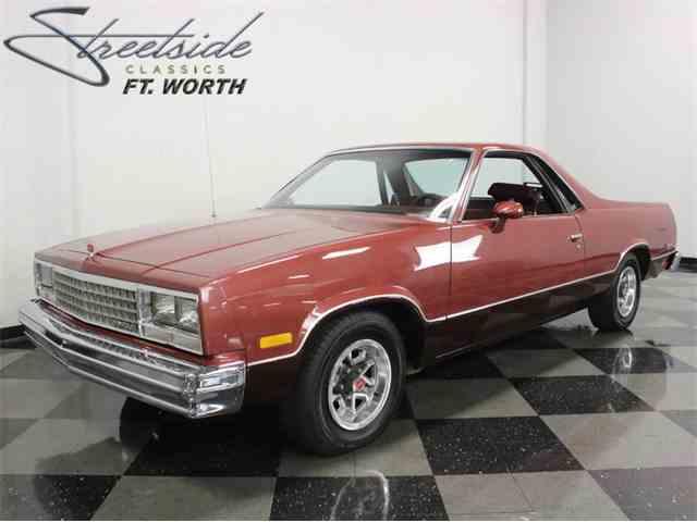 1984 Chevrolet El Camino SS | 986478