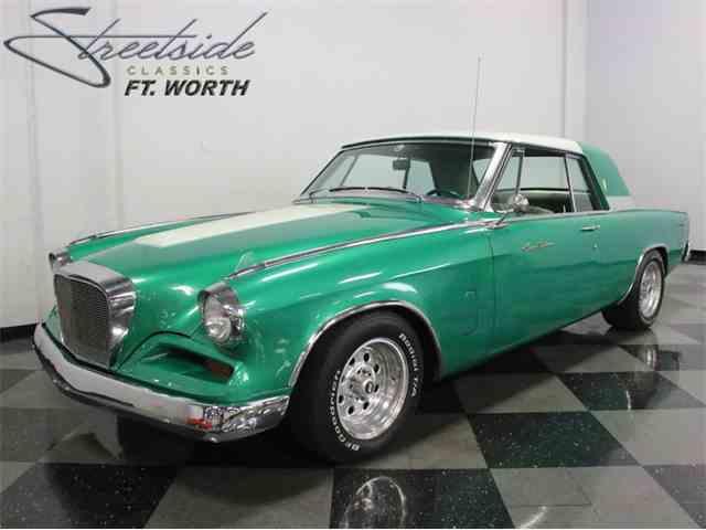 1962 Studebaker Gran Turismo | 986480