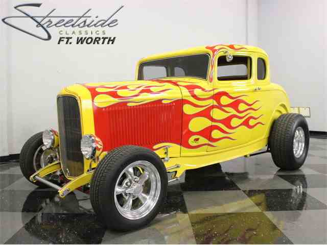 1932 Ford 5-Window Coupe | 986482