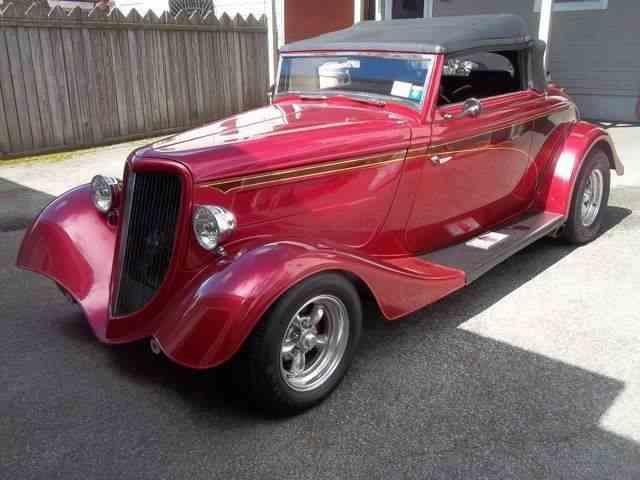 1934 Ford Street Rod | 986488